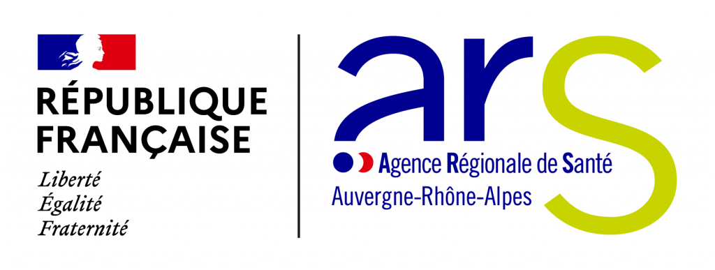 Logo ARS Auvergne Rhône-Alpes