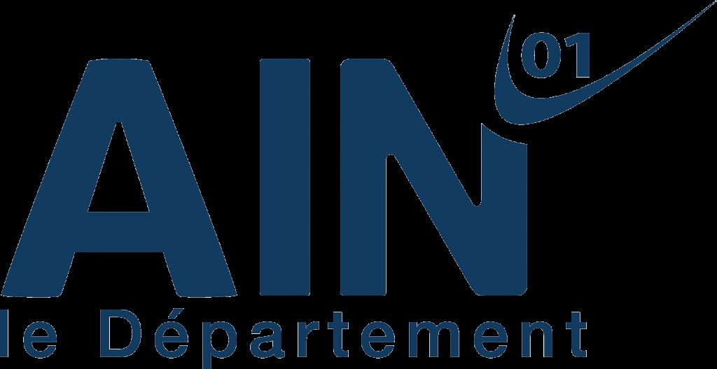 Logo du département de l'Ain